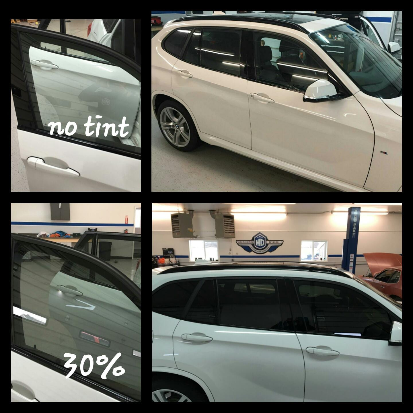 High quality window tinting to fit your needs for 20 window tint at night