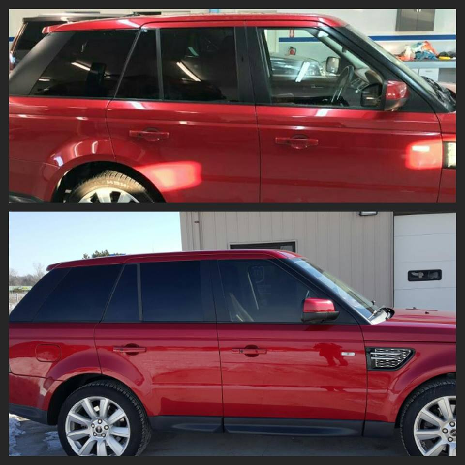 high quality window tinting to fit your needs